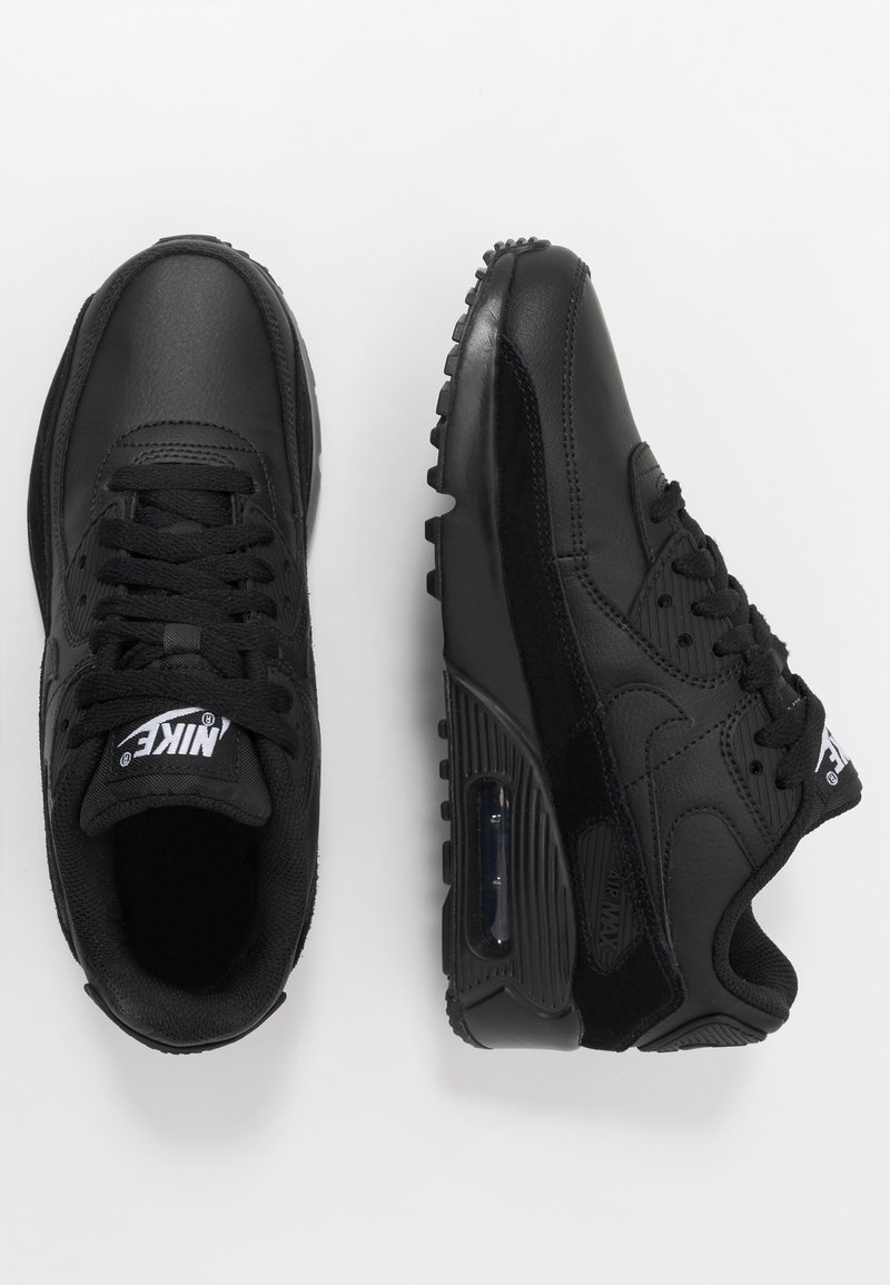 Nike Sportswear - AIR MAX 90 - Sneakersy niskie - black/white