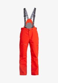 Spyder - DARE - Pantalon de ski - volcano - 6