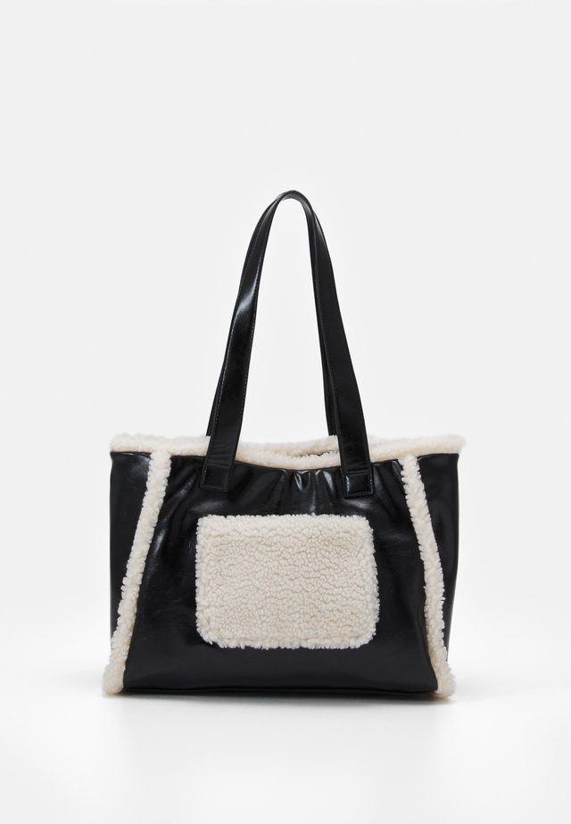 CELIA SHOPPER - Shoppingveske - black
