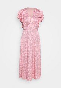 kate spade new york - POPPY FIELD DEVORE DRESS - Day dress - freshwater pearl - 0