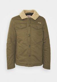Schott - CRUISER - Light jacket - kaki - 5