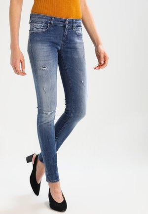 LUZ - Jeans Skinny Fit - destroyed denim