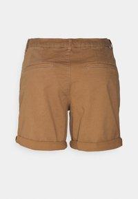 edc by Esprit - PIMA - Shorts - caramel - 1