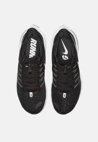 Nike Performance - AIR ZOOM VOMERO  - Neutral running shoes - black/dark grey/ white - 1
