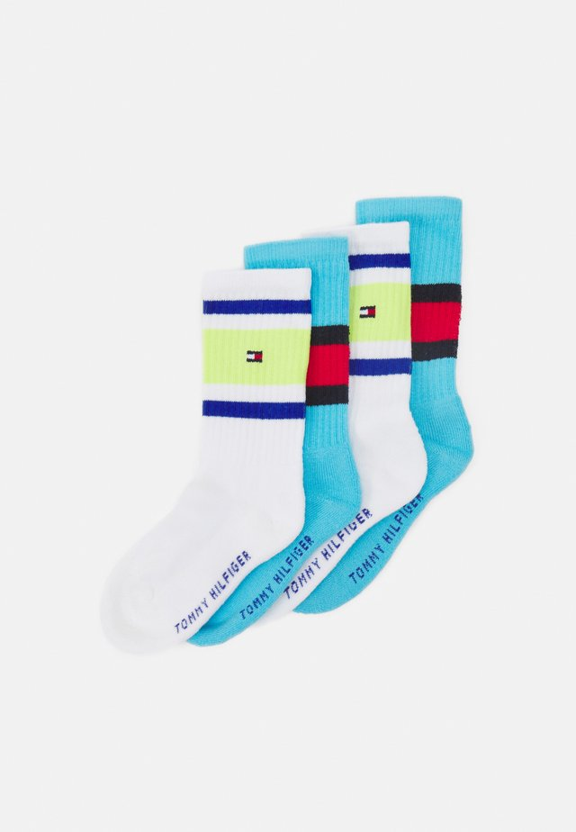 KIDS FLAG 4 PACK UNISEX - Socks - blue combo