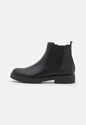 BOOTIE - Korte laarzen - black