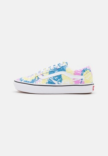 COMFYCUSH OLD SKOOL - Trainers - orchid/true white