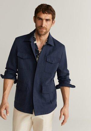 DANTE - Light jacket - petrolblau