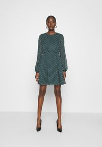 Ted Baker - KOBIE DRESS - Day dress - dark green - 1