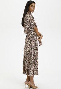 Karen by Simonsen - Maxi dress - java snake - 3
