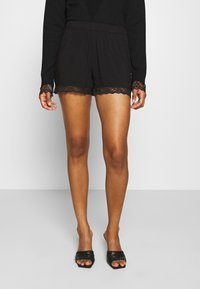JDY - JDYSUMMER - Shorts - black - 0