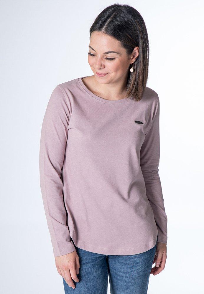 alife & kickin - LEA  - Long sleeved top - lavender