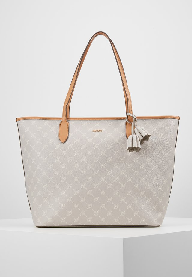 CORTINA LARA SET - Tote bag - lightgrey