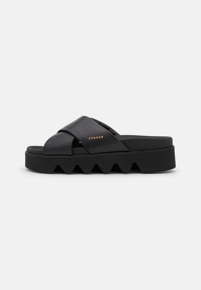 CPH706 - Sandaler - black