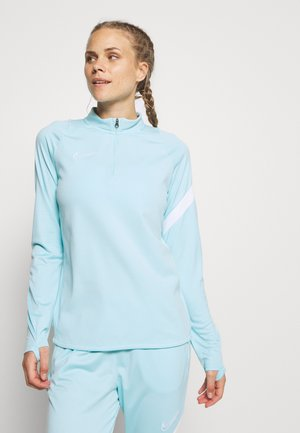 Sweatshirt - glacier ice/white