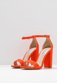 Steve Madden - CARRSON - High heeled sandals - orange - 4