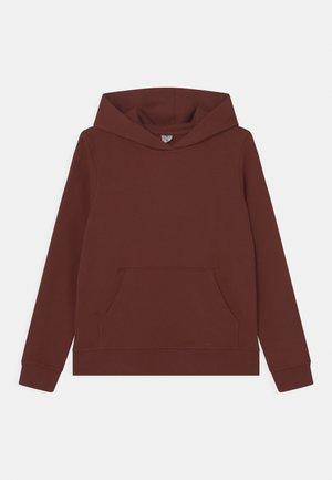 UNISEX - Hoodie - brown