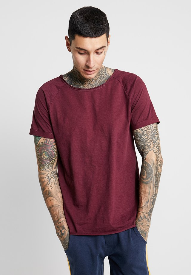 KAS TEE - T-shirt basic - port royal