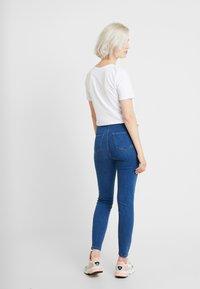 Miss Selfridge - STEFFI - Jeans Skinny - blue denim - 2