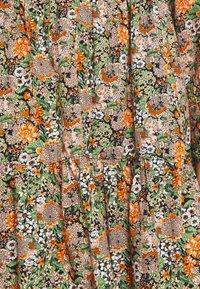 YAS - YASFLORALA DRESS - Day dress - coral pink - 5