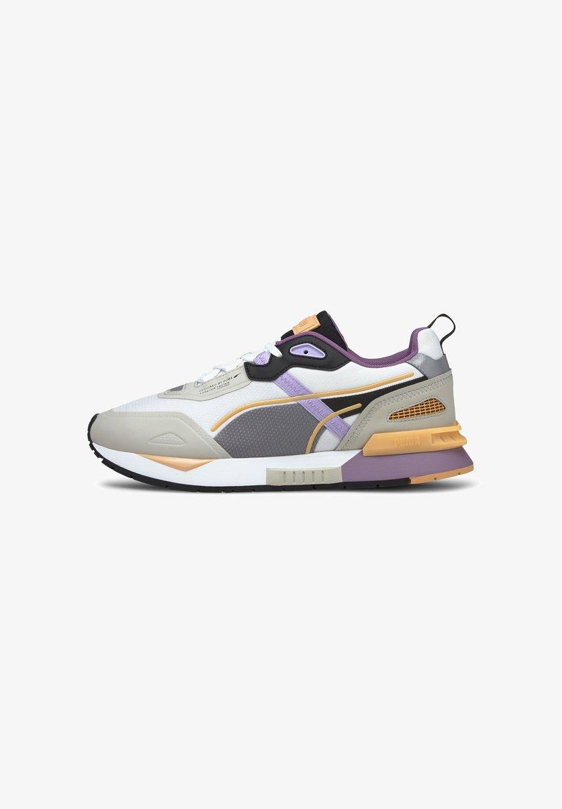 Puma - MIRAGE MOX TECH VEGAN UNISEX - Sneakers laag - white gray violet