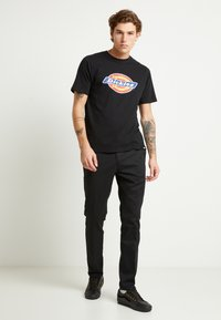 Dickies - HORSESHOE TEE - T-shirts print - black - 1