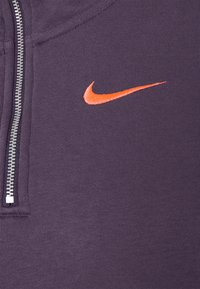 Nike Sportswear - HOODIE - Sweatshirt - dark raisin/crimson bliss/bright mango - 7