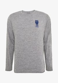 Patagonia - COOL DAILY GRAPHIC - T-shirt à manches longues - feather grey - 5