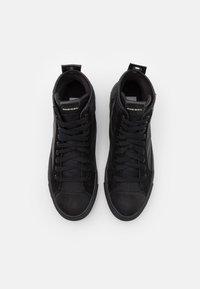 Diesel - DESE S-DESE ML SNEAKERS - Sneakersy wysokie - black - 3