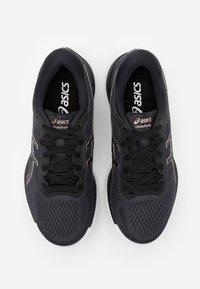 ASICS - GLIDERIDE - Zapatillas de running neutras - black/rose gold - 3