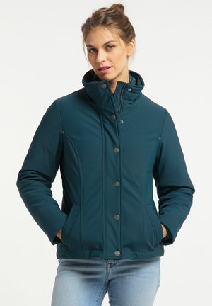 Outdoor jacket - smaragd