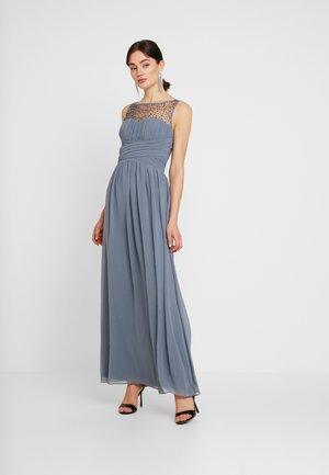 Společenské šaty - grey