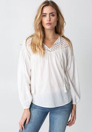 JUNO - Blouse - white
