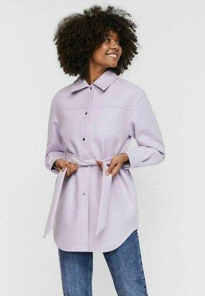 Summer jacket - pastel lilac