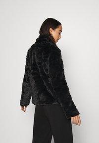 Vila - VIALIBA JACKET - Winter jacket - black - 2