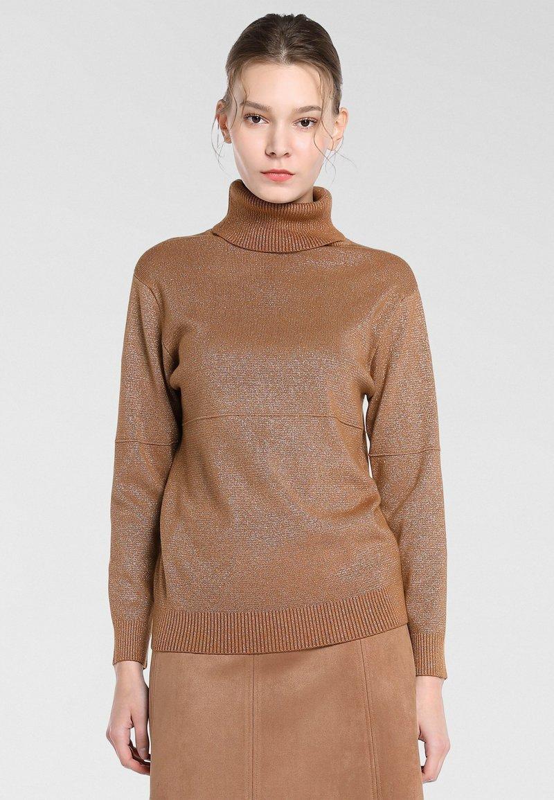 Apart - Pullover - karamell