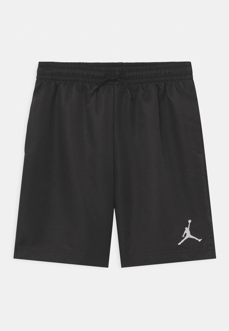 Jordan - JUMPMAN POOLSIDE  - Sports shorts - black