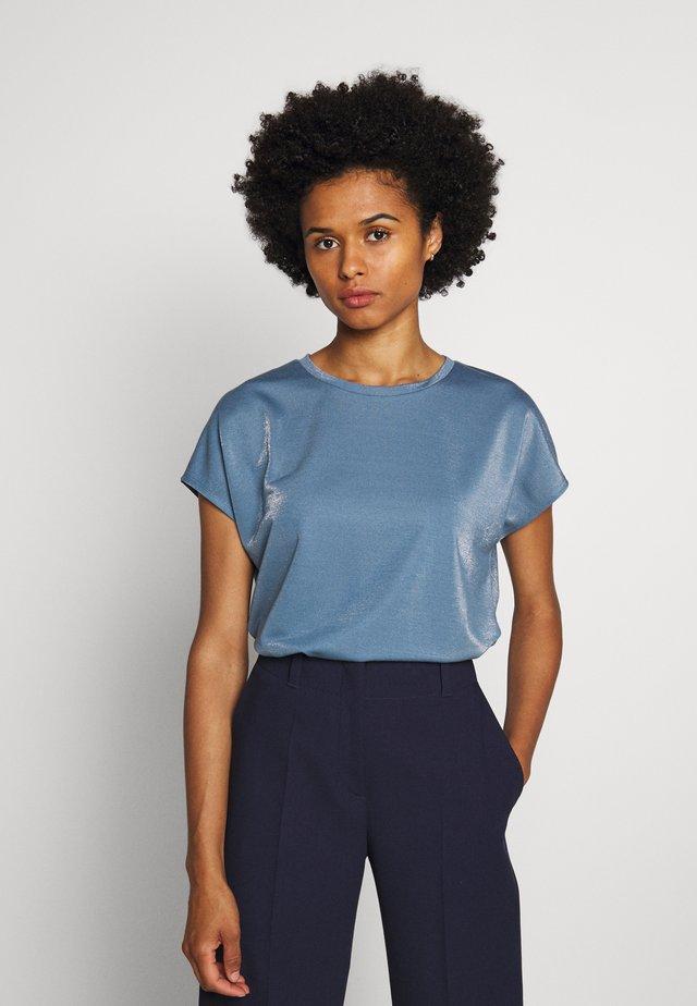 DIJALLA - Basic T-shirt - dark blue