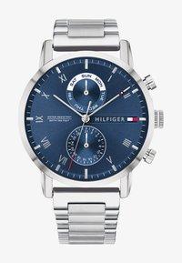 Tommy Hilfiger - Chronograph watch - silver - 0