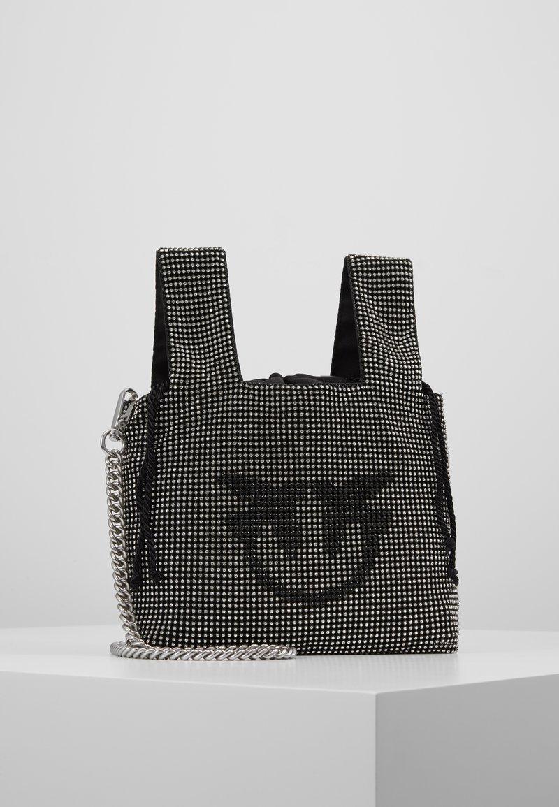 Pinko - BAG FULL - Across body bag - black