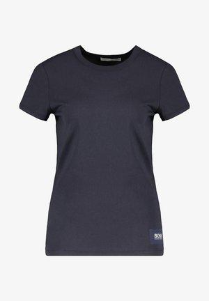 ECAT - Basic T-shirt - blau