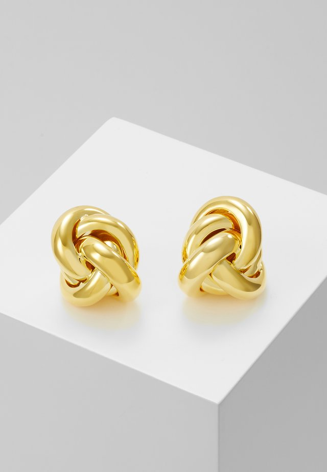 SOHO EARRINGS - Orecchini - gold-coloured