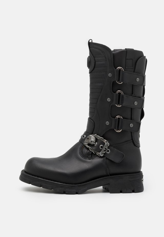 UNISEX - Cowboy/Biker boots - black