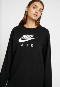 Nike Sportswear - AIR CREW  - Denní šaty - black - 5