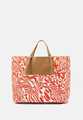 EYWA - Tote bag - red