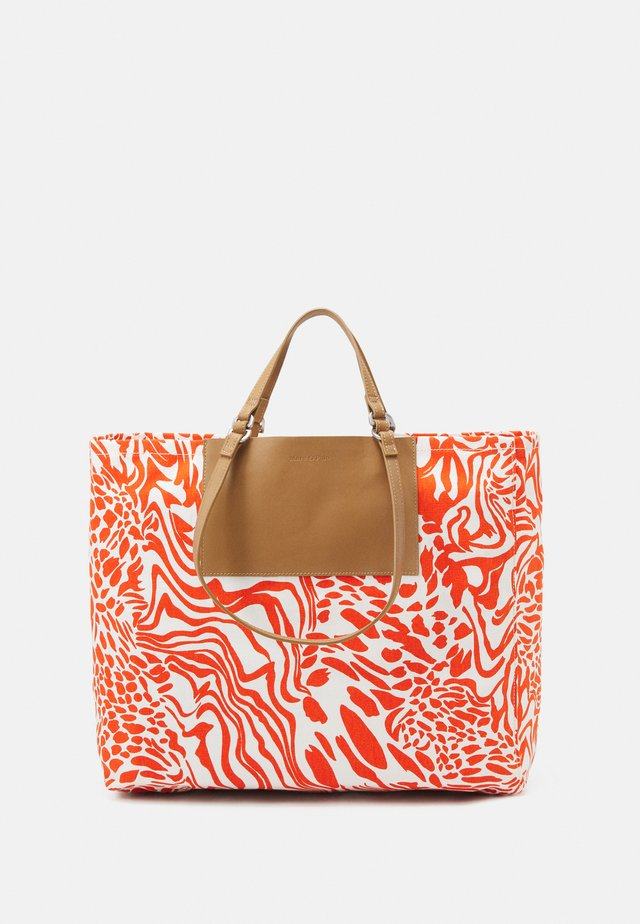 EYWA - Bolso shopping - red