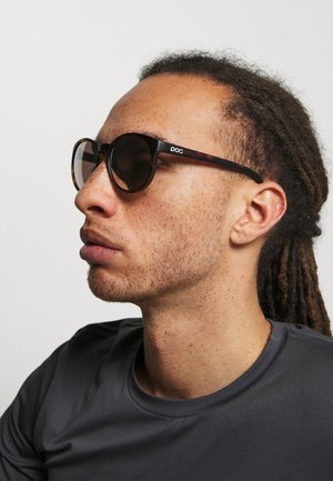 KNOW UNISEX - Sunglasses - brown