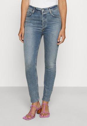 NICO - Slim fit jeans - light blue