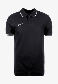 Nike Performance - Sports shirt - black/white - 0