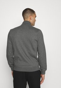 Lacoste Sport - CLASSIC JACKET - Zip-up hoodie - pitch chine/graphite sombre - 2